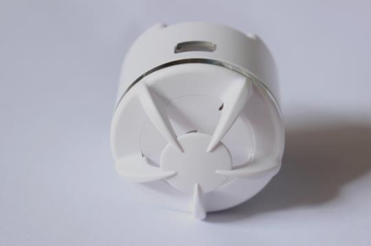 Heat alarm detector