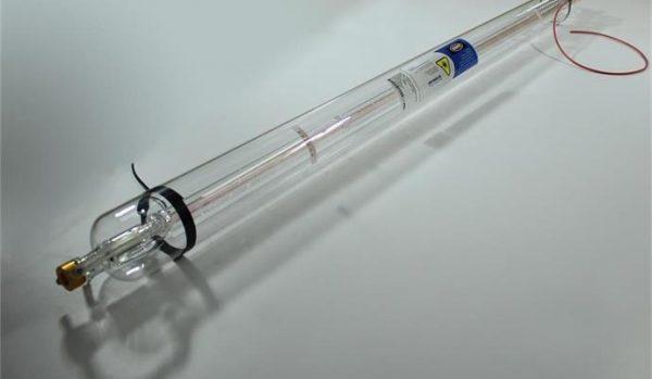 Tub laser din sticla